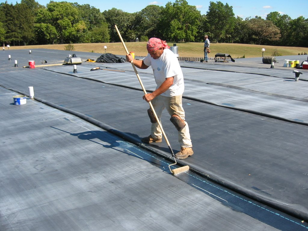 Commercial Epdm Roofing System Installation Contractor