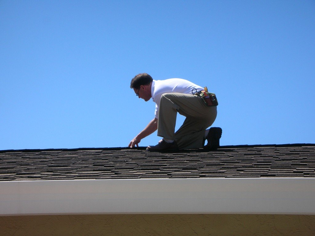 Roof Inspector in Ohio